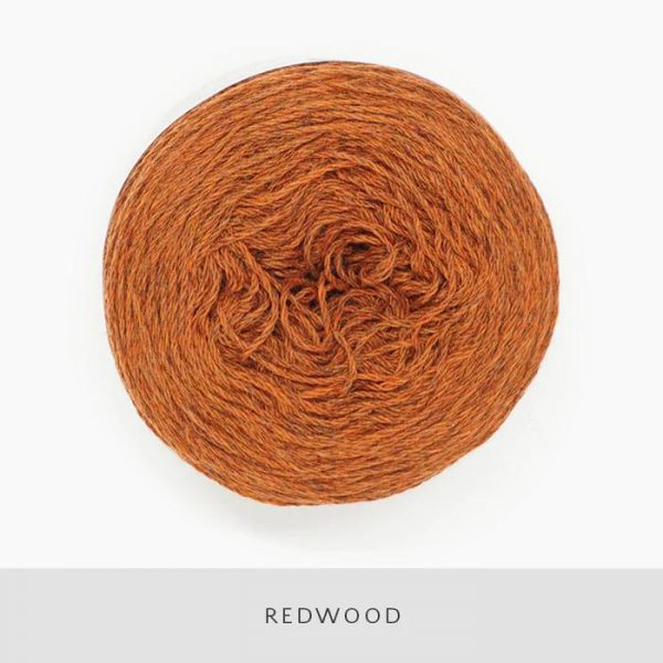 Noble Fingering-Yarn-Holst Garn-Redwood-The Sated Sheep