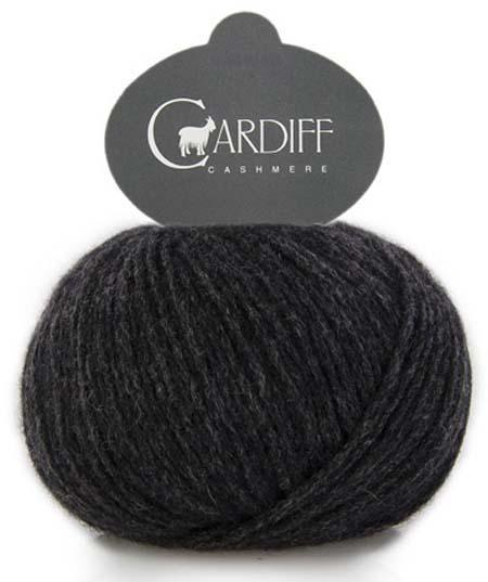 Cardiff Cashmere Classic-Yarn-Trendsetter-520 Ash-The Sated Sheep