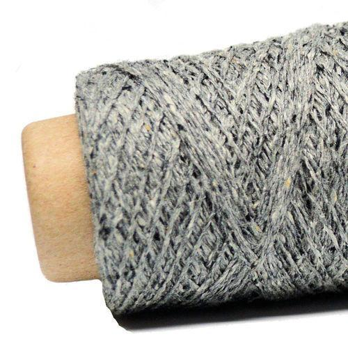 Kinu Lace-Yarn-Ito Yarns-385 Lt. Grey-The Sated Sheep