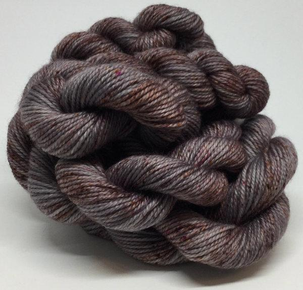 MCS Fingering-Yarn-Sun Valley Fibers-Speckle 017-The Sated Sheep