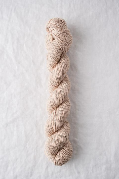 Willet-Yarn-Quince and Co-751 Cashew-The Sated Sheep