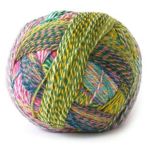 Zauberball Crazy Sock-Yarn-Skacel-The Sated Sheep